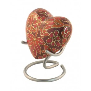HEART SUPPORT  Pewter