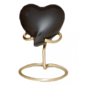 ELEGANT BLACK  Heart